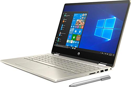 HP ProBook x360 14-dh0005nl Gold,Grau Ibrido (2 in 1) 35,6 cm (14