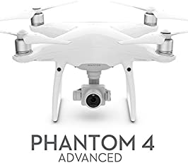 Dji by devicekart Phantom 4 Advanced Quad-Copter Drone With One Extra Battery
