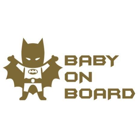 Baby on Board Aufkleber - Autoaufkleber Baby