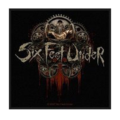 Six Feet Under - Patch Kill (in 10 cm x 10 cm)