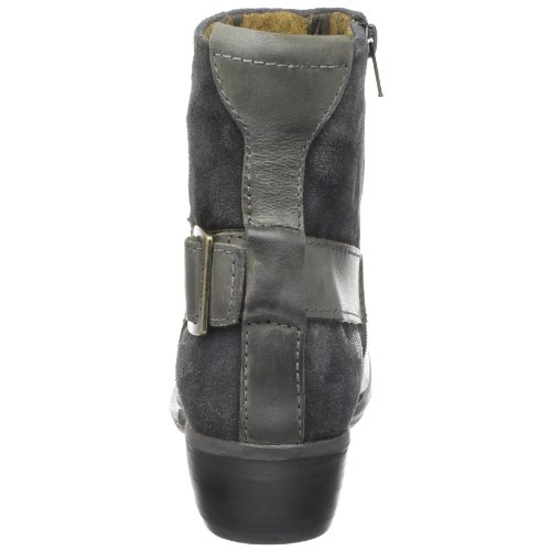 FLY London Damen Mel P141633 Stiefel Anthrazit