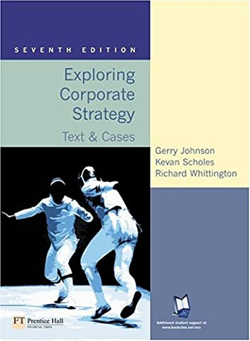 Exploring Corporate Strategy: Text &