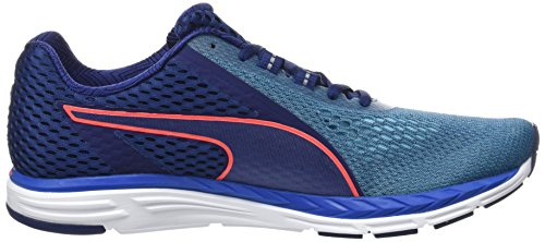 Puma Speed 500 Ignite 2, Chaussures Multisport Outdoor Homme Bleu (Blue Depths-nrgy Turquoise)