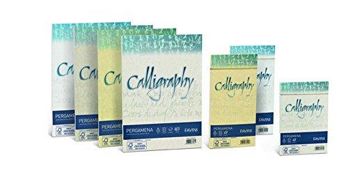 Calligraphy pergamena naturale a3 190 gr. (250)