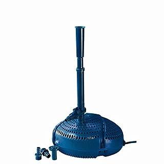 Fiap Aqua Active Mini 1.000 Hochwertige Springbrunnen-/ Teich Filter-/ Wasserspielpumpe für Bachlauf, Gartenteich Fontäne, Leistungsstarke für Wasserspiel