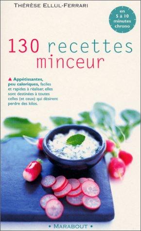 130 recettes minceur