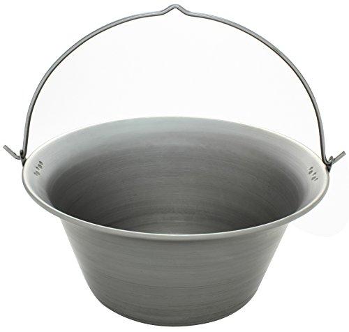 Gulaschkessel 30 Liter aus Eisen