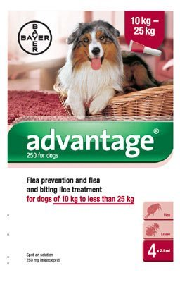 Advantage 250 For Dogs