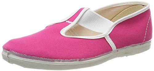 Beck Mädchen Basic Multisport Indoor Schuhe, (Pink 06), 29 EU