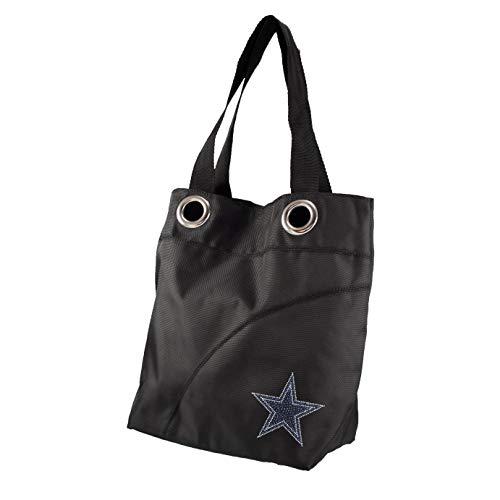 Littlearth NFL Sport Noir Glanz Tote Geldbörse, Dallas Cowboys Dallas Cowboys Apparel