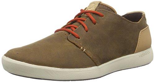 Merrell Freewheel Lace, Herren Sneakers Braun (BROWN SUGAR)