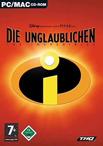 Die Unglaublichen - The Incredibles (Person, Die Person Kostüm)