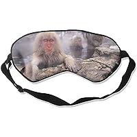 Eye Mask Eyeshade Monkeys Picture Sleep Mask Blindfold Eyepatch Adjustable Head Strap preisvergleich bei billige-tabletten.eu