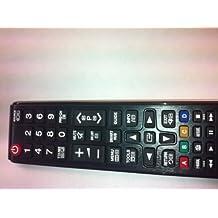 Samsung AA59-00786A - Mando a distancia de repuesto para TV, color negro