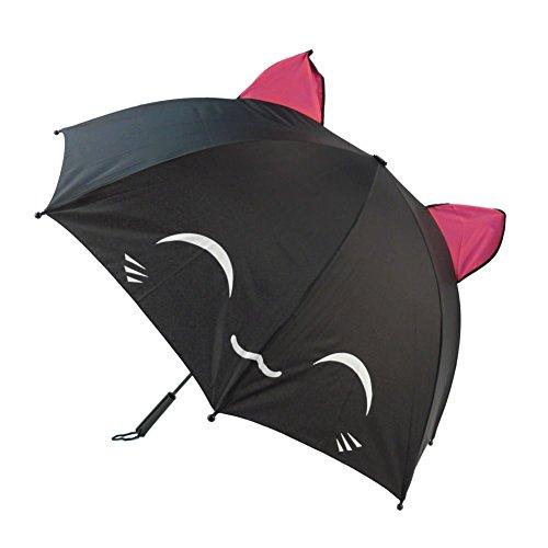 geeki nvader Stock paraguas sombrilla funda pantalla plegable Pantalla automático plegable el Unicornio Cosplay Fantasy gato gato de Cheshire nemu neku Panda muchos modelos 72cm de largo, 21971-9003-00000