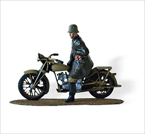 Soldato di piombo in moto 1: 32sokol, policia dell' aeronautica militare imperial smi038