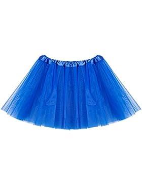 Falda tutu enagua pettiskirt 3 capas de tul falda vestido para carnaval