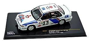 """IXO - Escala 1:43 """"Mitsubishi Galant VR-4EVO número 32 Rally Monte Carlo 1990 M.Gerber/P.Thul Modelo Coche"""