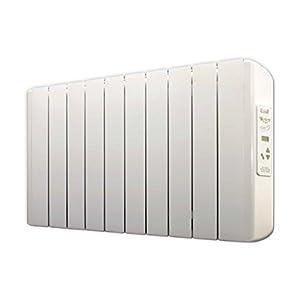 farho Radiador Eléctrico Eco-X 1250W Bajo Consumo · Emisor Térmico con Termostato Digital Programable 24/7 · para…
