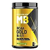 MuscleBlaze BCAA Gold 8:1:1-450 g (Green Apple)