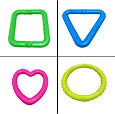 Jainsons Pet Products Dog & Puppy Rubber Chew Toys in Different Shapes