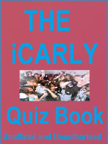The iCarly Quiz Book (English Edition)