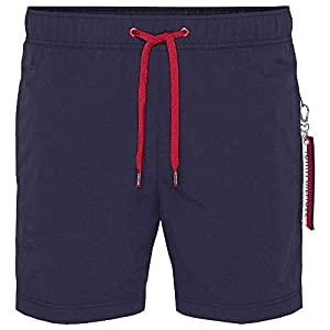 Tommy Hilfiger SF Medium Drawstring, Pantalones Cortos para Hombre
