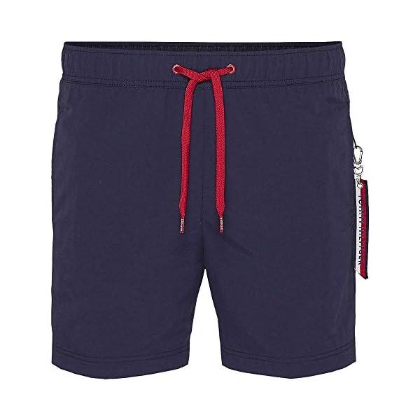 Tommy Hilfiger SF Medium Drawstring Pantalones Cortos para Hombre