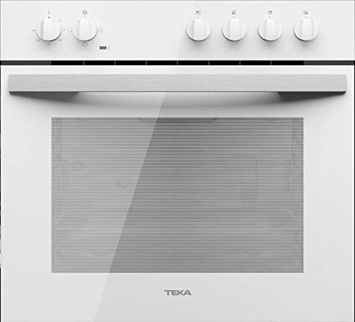 Teka HBE 490 ME WH - Horno Medio, Horno eléctrico, 72 L, 2593 W, 72 L, 1400 W