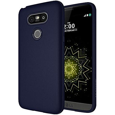 Custodia LG G5, Diztronic Serie TPU Opaca Case Cover per