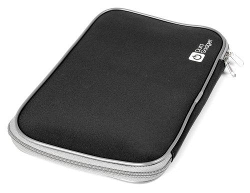 """DURAGADGET Neopren Laptop Tasche für Sony Vaio C Serie 15.5"""" und E Serie 15.5"""", schwarz"""