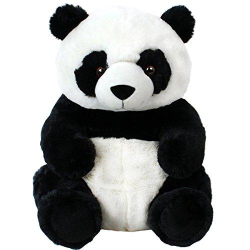 Animal en Peluche Panda Animal à câliner Panda bear Peluche Panda grand Ours en peluche 45 cm