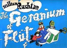 The geranium of Flut