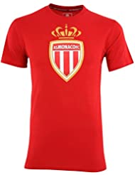 T-shirt AS MONACO - Collection officielle ASM FC - Football -Taille enfant