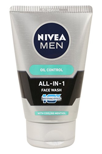 Nivea Men All In 1 Face Wash, 100g