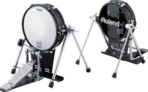 Roland - 120-KD Nero Bass Drum Trigger in rete,