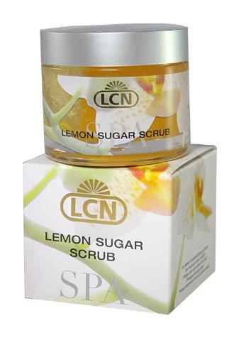 LCN Lemon Sugar Scrub, 50 ml (Scrub Sugar Lemon)