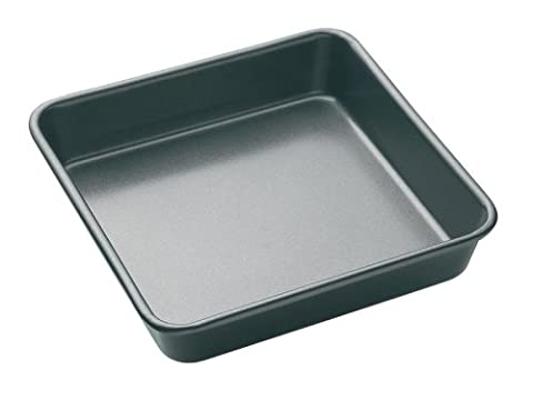 Master Class Non-Stick Square Baking Tin, 23 cm (9