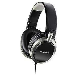 Panasonic RP-HX550 Street Kopfhörer schwarz