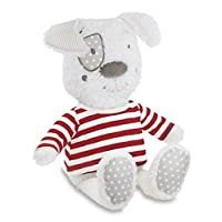 Izziwotnot Little Doggie Plush Petit Henri Newborn Baby Toy
