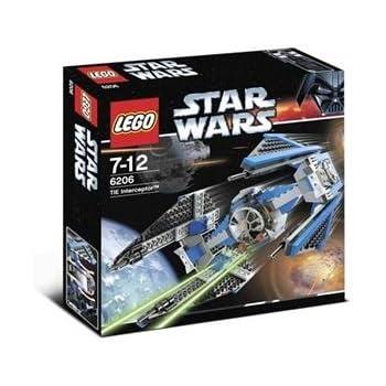 Lego Star Wars 6206: Tie Interceptor