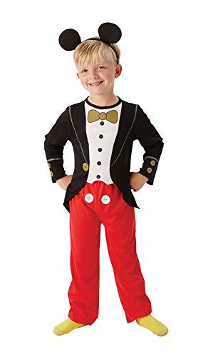 Disfraz Mickey Mouse para niños (edad 5-6 años)