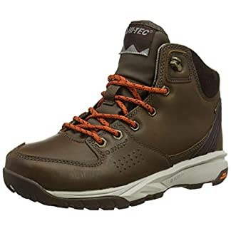 Hi-Tec Women's Wild-Life Luxe I Waterproof High Rise Hiking Boots 9