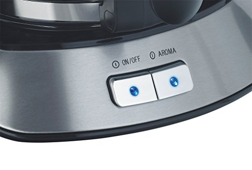 411PQmTNLBL - Prestige 59902 Coffee Maker, Brushed Stainless Steel