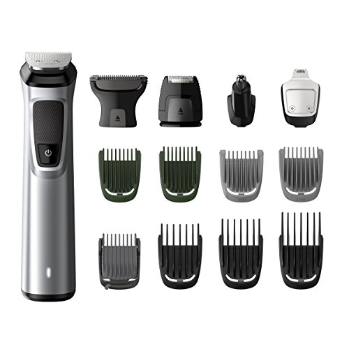 Philips mg7720/15 – Trimmer Bart- und Precision 14 in 1 DualCut Technologie, Autonomia 120 Minuten