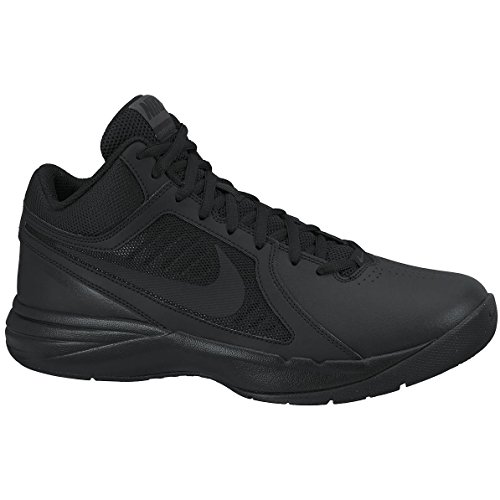 Nike The Overplay Viii Chaussure de sport pour homme Noir (Black/Black/Anthracite)