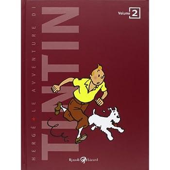 Le Avventure Di Tintin: Tintin Vol.2