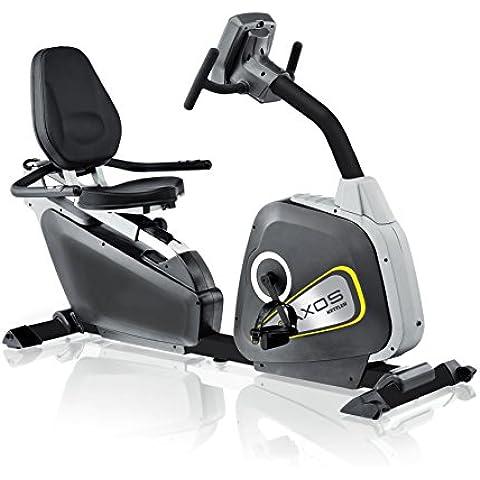 Kettler Sitzheimtrainer Axos Cycle R - Bicicletas estáticas y de spinning para fitness ( 9 kg, hombre, pantalla lcd, magnético ), color negro