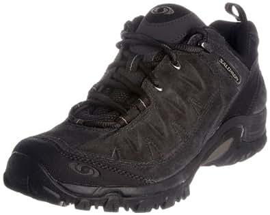 65ea05df7da44 Salomon Men's Exit 2 Peak Asphalt/Black/Dark Titanium Hiking Shoe 112091 10  UK
