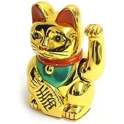 Lucky Cat Gift Shop - Gato de la suerte (15,2 cm)
